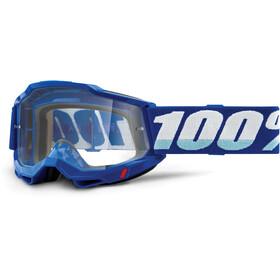 100% Accuri Anti-Fog Goggles Gen2, niebieski